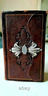 3 Old & rare religious books with Gold, Silver & brass locks, 17th -19th century