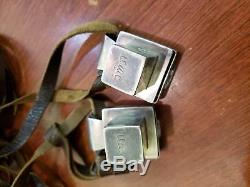 A PAIR OF MINIATURE TEFILLIN WITH EARLY SILVER CASES. Dutch, 1852 ANTIQUE JUDAICA