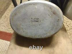 Vintage Wagner Ware Magnalite 4265-P Oval Dutch Oven Roaster Pan with Lid