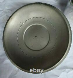Vintage Wagner Ware Magnalite 4738 P Deep Kettle Dutch Oven With Original Lid