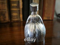 Vintage young Dutch sterling silver collectible table dinner bell